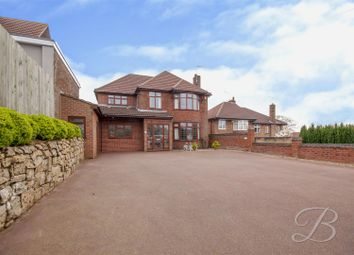 4 bed detached house for sale in High Oakham Hill, Mansfield NG18