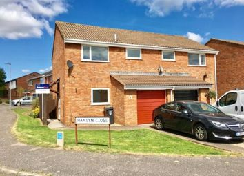 Thumbnail 3 bed semi-detached house for sale in Hamlyn Close, Taunton