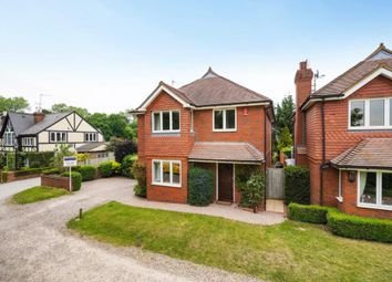 Thumbnail 4 bed detached house to rent in Portsmouth Road, Cobham