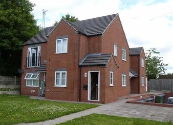 Thumbnail 2 bed flat for sale in Helens Court, Cardigan Place, Hednesford, Cannnock