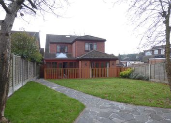 Thumbnail 5 bedroom detached house to rent in Prince Edward Road, Billericay