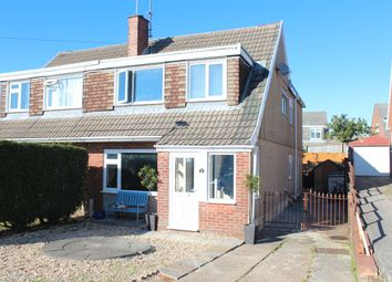 Thumbnail 5 bed semi-detached house for sale in Cae Cwrn, Dunvant, Swansea