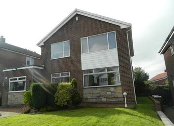 Thumbnail 4 bed detached house to rent in Lakelands Drive, Ladybridge