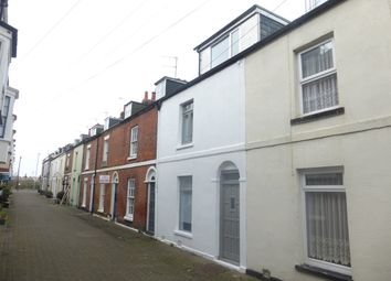Thumbnail 4 bed terraced house for sale in Wesley Street, Weymouth