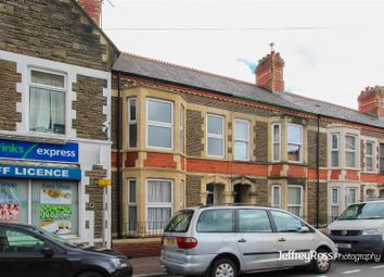 Thumbnail 3 bedroom terraced house for sale in Market Road, Canton, Cardiff
