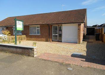 Thumbnail 2 bed bungalow to rent in Berkeley Road, Peterborough
