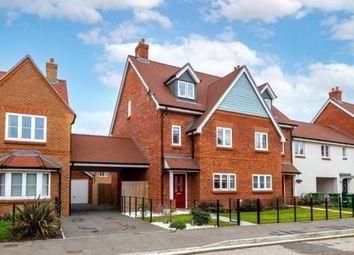 Ash Lodge Park, Ash, Surrey GU12. 4 bed semi-detached house for sale