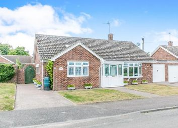 Thumbnail 3 bed bungalow for sale in Whatfield, Ipswich, Suffolk