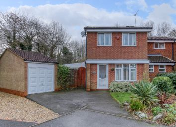 4 bed detached house for sale in Stoneleigh Close, Oakenshaw South, Redditch B98