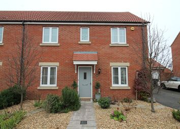 Thumbnail 3 bed semi-detached house for sale in Portishead, North Somerset