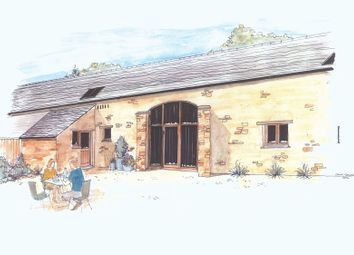 Thumbnail 4 bed barn conversion for sale in Broadwoodwidger, Lifton