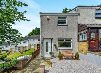 Thumbnail 2 bed end terrace house for sale in Barnhill Road, Dumbarton