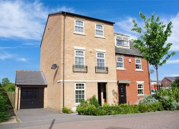 Thumbnail 4 bedroom town house for sale in Stockwell Avenue, Kiveton Park, Sheffield, South Yorkshire