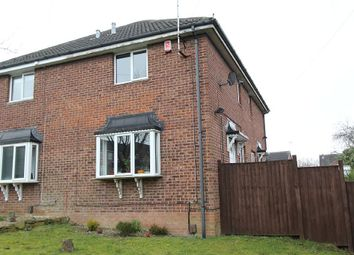 Thumbnail 1 bedroom property for sale in 24, Elmhurst Avenue, Alfreton, Derbyshire