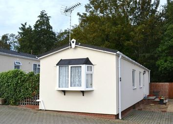 Thumbnail 1 bed mobile/park home for sale in Church Road, Gosfield, Halstead, Essex
