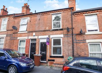 Thumbnail 2 bed terraced house for sale in Finsbury Avenue, Nottingham