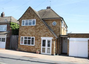 Thumbnail 3 bed detached house for sale in Steyning Crescent, Glenfield, Leicester