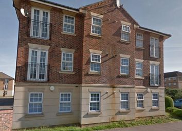 Thumbnail 2 bed flat for sale in Henry Bird Way, Northampton