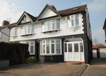 Thumbnail 4 bedroom semi-detached house to rent in Lord Avenue, Clayhall