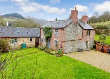 Thumbnail 4 bed farm for sale in Coed Y Gaer Fawr, Llandinam, Powys