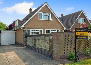 Thumbnail 2 bed link-detached house for sale in Ashcroft Avenue, Shavington, Crewe