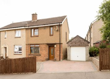 Thumbnail 3 bed semi-detached house for sale in Mercer Terrace, Perth