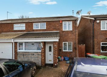 Thumbnail 3 bed semi-detached house for sale in 84 Christchurch Road, Hucknall, Nottingham