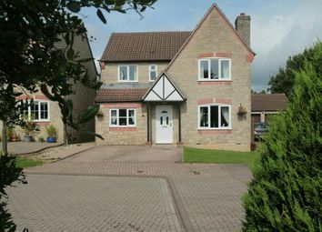 Thumbnail 4 bed detached house for sale in Bramble Road, Milkwall, Coleford