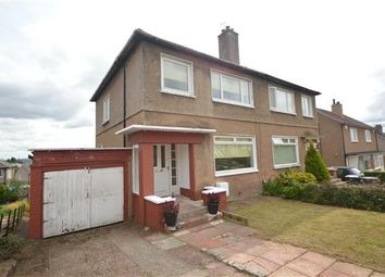 Thumbnail 3 bed semi-detached house for sale in Spey Road, Bearsden, Glasgow
