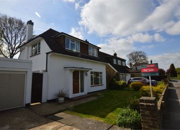 Thumbnail 3 bed detached house for sale in Hawkewood Road, Sunbury On Thames, Middlesex
