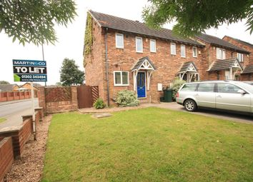 Thumbnail 2 bed town house to rent in Larwood Grove, Edlington, Doncaster
