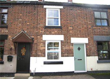 Thumbnail 2 bedroom terraced house for sale in The Flat, Kilburn, Belper