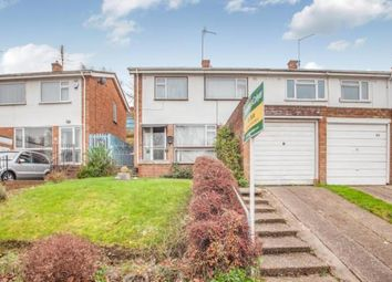 Thumbnail 3 bed end terrace house for sale in The Knole, Faversham
