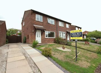 Thumbnail 3 bed semi-detached house for sale in Thames Drive, Biddulph, Stoke-On-Trent