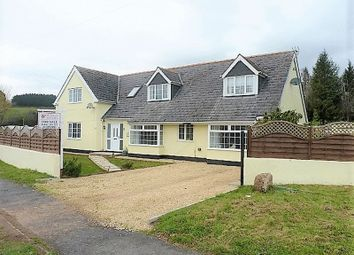 Thumbnail 6 bed detached house for sale in Caerlicyn Lane, Langstone, Newport
