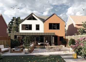 Thumbnail 5 bed detached house for sale in Priory Road, West Bridgford