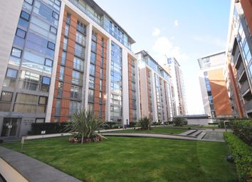 Thumbnail 2 bed flat for sale in Capital East Apartments, Western Gateway, London
