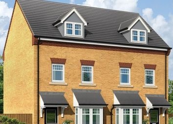"Thumbnail 3 bed town house for sale in ""The Hanley"" at Littleworth Lane, Barnsley"