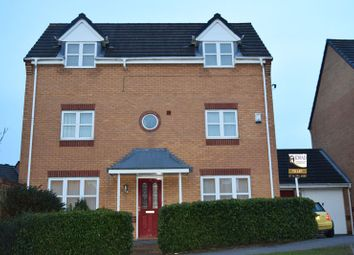 Thumbnail 5 bed detached house to rent in Kestrel Lane, Leicester