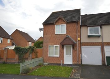 Thumbnail 2 bed property for sale in Broadfield Way, Countesthorpe, Leicester