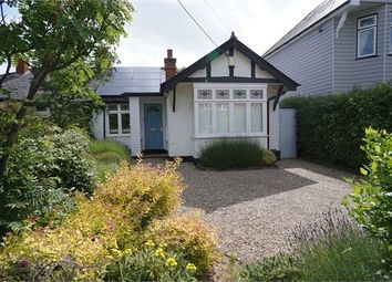 Thumbnail 1 bed bungalow to rent in Beach Road, West Mersea, Essex.