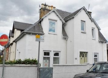 Thumbnail 2 bed end terrace house to rent in Crown Street, Inverness