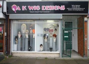 Thumbnail Commercial property to let in Ak Wig Designs, 237 Dickson Road, Blackpool, Lancashire