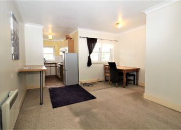 Thumbnail 1 bed flat for sale in Danielson Court, 7 Manor Road, Chatham, Kent