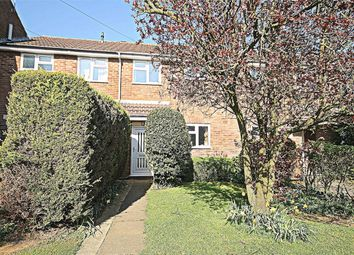 Thumbnail 3 bed terraced house for sale in Breach Close, Brixworth, Northampton