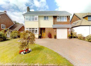 Thumbnail 4 bed detached house for sale in Wilton Crescent, Alderley Edge