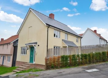Thumbnail 3 bed semi-detached house for sale in Orange Street, Thaxted, Dunmow