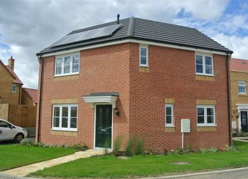 Thumbnail 3 bedroom detached house for sale in Nene Close, Bourne, Lincolnshire
