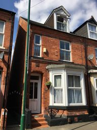 4 bed end terrace house for sale in Birrell Road Forest Fields, Nottingham, Nottingham NG7