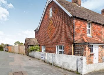 Thumbnail 3 bed end terrace house for sale in Victoria Road, Windmill Hill